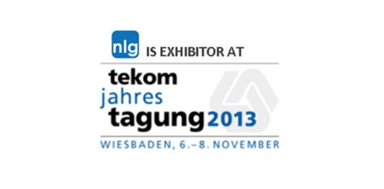 NLG Tekom 2013 banner