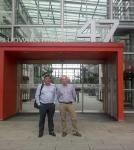 Managing Directors at NLG GmbH Headquarters