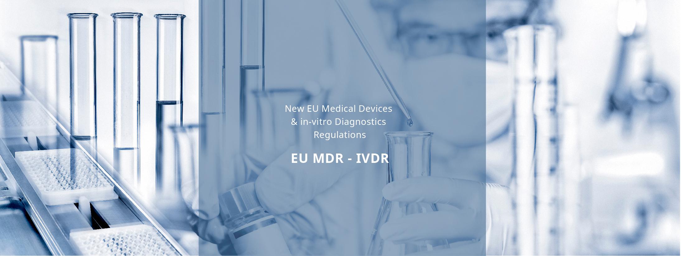MDR and IVDR