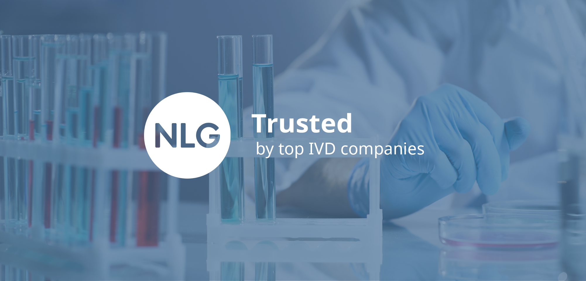 NLG - Trusted by top IVD companies